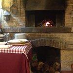 Il forno a legno calore e bontà