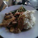 Thanksgiving turkey dinner special <3
