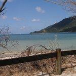 Our destination-- the Marine Preserve