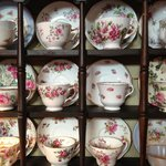 Teaberrys selection of english fine bone china