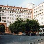 Parte del Ashok Hotel