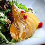 Our Pear Salad - a favorite