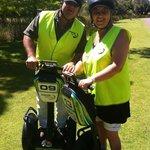 Mac and Sharyn McCaskey Segway Tours WA
