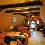 The top floor room 34