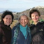 Rosemary, Vesna and Tamara