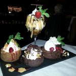 Homemade Desserts.