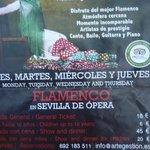Poster de FLAMENCO