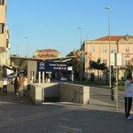 "станция трамвая ""24 de Agosto"""