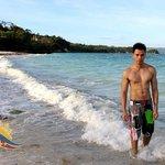 Beach Front Will Garcia
