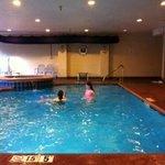 Pool area 2014