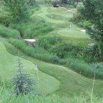 The Enzian Inn Mini Golf Course