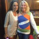 Con María de Lourde Hostel Casa de Mar