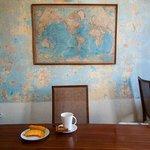 comedor y desayunador con vista al Solís