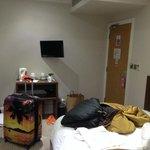 nice an clean room