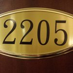 Our room 2205