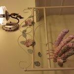 Hangers to hang your Winter coat