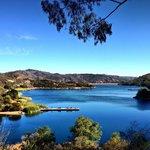 Beautiful place to hike around, canoe, kayak, fish... Beautiful!