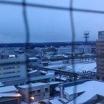 市の中心部に位置する快適なビジネスホテル。十和田の夜は更けてゆく。