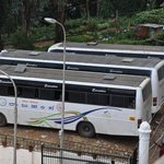 Located opp bus stand-Kodaikanal
