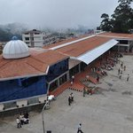 View from Room-The Kodaikanal Bus stand