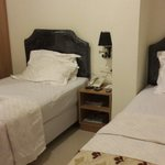 Standart twin room....nice and clean, great room.