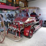 The oldest fire-truck appliance