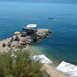 Hotel Sunce, beach hotel Split