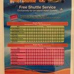 Sentosa Shuttle Bus Service