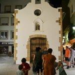 Церковь в центре Тоссы