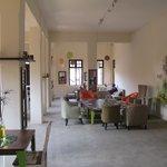 Cafe du Musee de la Fondation Zinsou