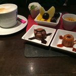 Cafe Gourmand at Le Progres