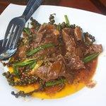 Kampot pepper beef