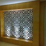 Entrance from Dubai Mall