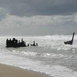 Dicky Beach Ship Wreck
