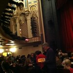 Inside the New York City Center Theater