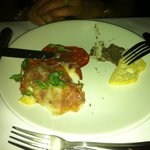 iTalian Meat Platter at Whittebury with hot Tapenade (?)