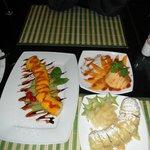 Succulents desserts