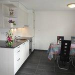 Küche 2 Zimmer