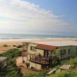 Annex.  Beautiful beachfront