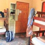 6-bed-dorm in annex. Ground floor.