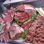 Carne piemontese (vitelle femmine)