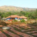 Resort outdoor view