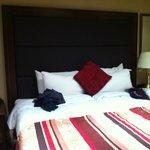 Bedroom of Room 319
