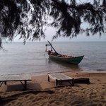 koh tonsay( île du lapin)