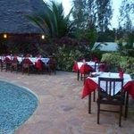 ristorazione a fine anno inono alla piscina