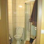 комната на три персоны-ванна