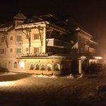 Hotel Esterna di Notte2