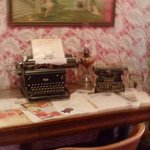 Dolly's second bedroom was her office