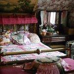 Dolly's bedroom