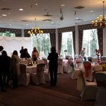 wedding open day (split lakeside view room)